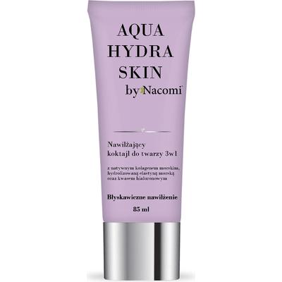 Nawilżający koktajl do twarzy 3w1 - Aqua hydra skin Nacomi