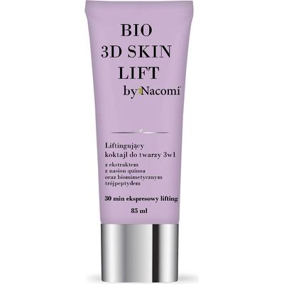 Liftingujący koktajl do twarzy 3w1 - BIO 3D skin lift Nacomi