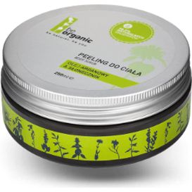 Peeling do ciała - Olej arganowy i słonecznik