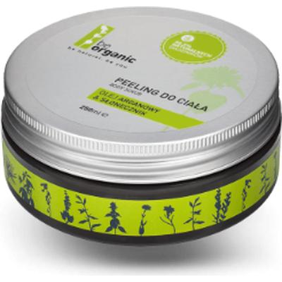 Peeling do ciała - Olej arganowy i słonecznik Be Organic