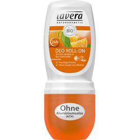 Lavera Dezodorant roll-on Orange Feeling z pomarańczą i rokitnikiem