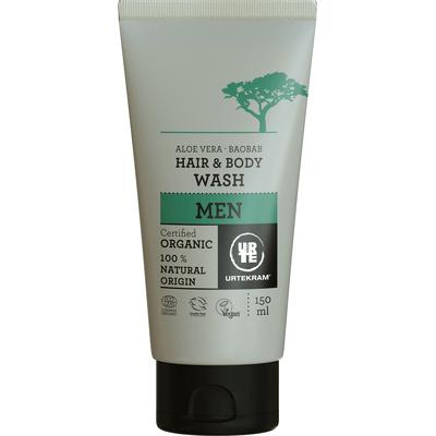 Płyn do mycia włosów i ciała dla mężczyzn BIO Urtekram