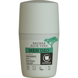 Urtekram Dezodorant w kulce dla mężczyzn BIO
