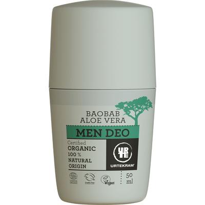 Dezodorant w kulce dla mężczyzn BIO Urtekram