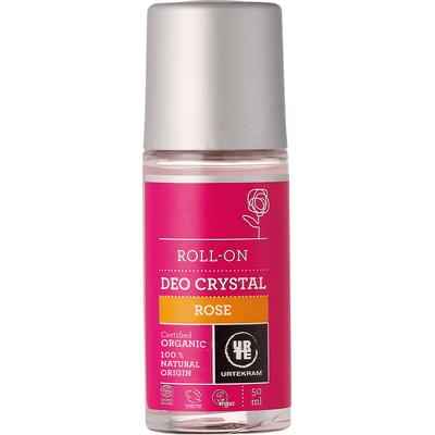 Dezodorant w kulce różany BIO Urtekram