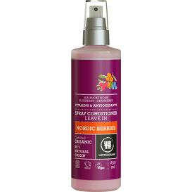 Urtekram Odżywka do włosów Nordyckie Jagody w sprayu BIO, 250 ml