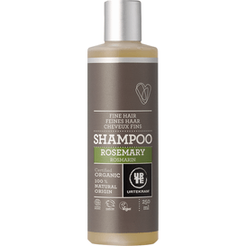 Urtekram Szampon rozmarynowy do włosów delikatnych BIO, 250 ml