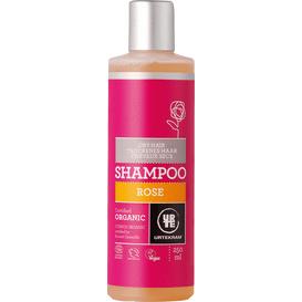 Urtekram Szampon różany do włosów suchych BIO, 250 ml