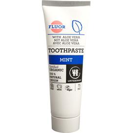 Urtekram Pasta do zębów miętowa z fluorem BIO