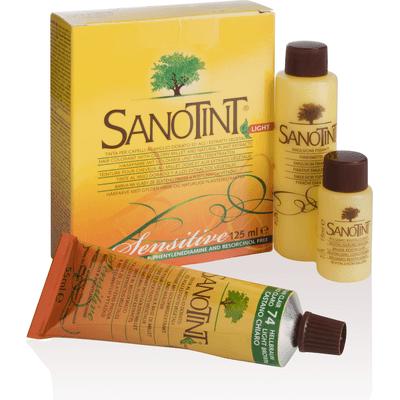 Farba do włosów dla wrażliwej skóry głowy - Sensitive Sanotint