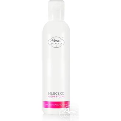 Mleczko kosmetyczne dla cery suchej i wrażliwej Jadwiga Kosmetyki