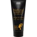 BIO szampon z olejkiem arganowym i masłem shea
