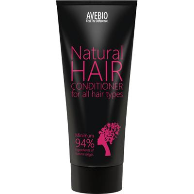 Naturalna odżywka do każdego rodzaju włosów Avebio