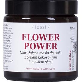 IOSSI Nawilżające masło do ciała - Flower Power