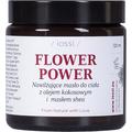 Nawilżające masło do ciała - Flower Power