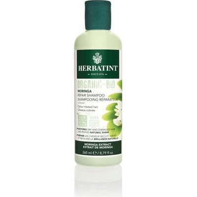 BIO Organic Moringa - Szampon naprawczy Herbatint