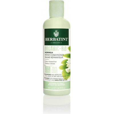 BIO Organic Moringa - Odżywka naprawcza Herbatint
