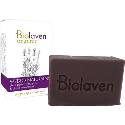 Naturalne mydło lawendowe Biolaven