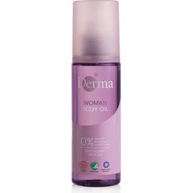 Derma Eco Woman Bezzapachowy olejek do ciała