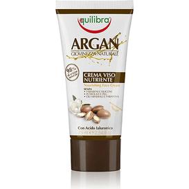 Equilibra Arganowy odżywczy krem do twarzy, 75 ml