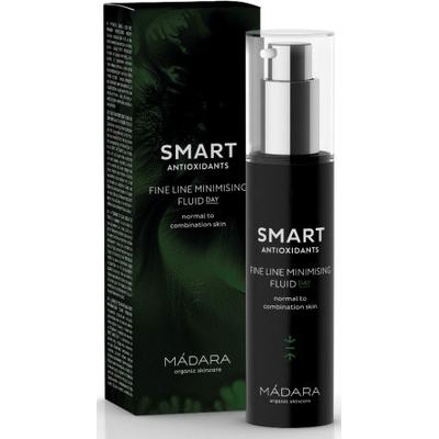 SMART - Antyoksydacyjny fluid do twarzy Madara