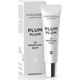 Madara Plum Plum - Balsam do ust, 15 ml