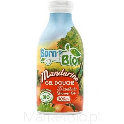 Żel pod prysznic - Mandarynka Born 2 Bio