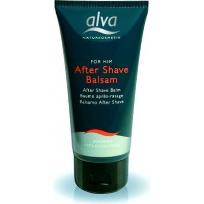 Łagodzący balsam po goleniu Alva Naturkosmetik For Him