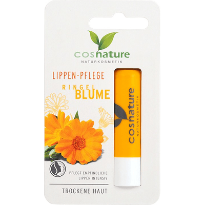Naturalny ochronny balsam do ust z nagietkiem Cosnature