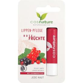 Ochronny balsam do ust z ekstraktem z czerwonych owoców