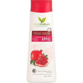 Naturalny odżywczy żel pod prysznic z owocem granatu