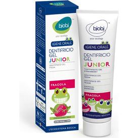 Truskawkowa pasta do zębów dla dzieci bez fluoru