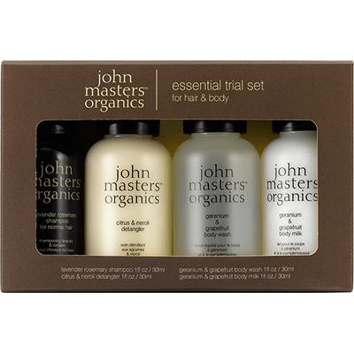 Zestaw podróżny John Masters Organics