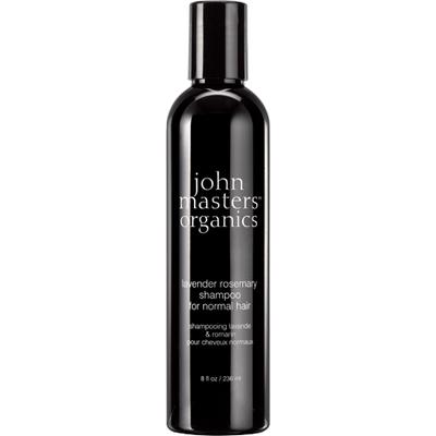Lawenda i rozmaryn - Szampon do włosów normalnych John Masters Organics
