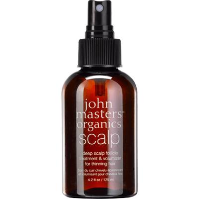 Scalp - Spray pobudzający porost włosów John Masters Organics