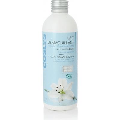 Organiczne mleczko do demakijażu z ekstraktem z lilii Coslys