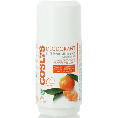 Cytrusowy dezodorant - Witaminowa świeżość Coslys