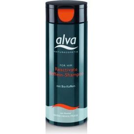 Wzmacniający szampon do włosów z kofeiną