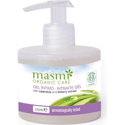 Żel do higieny intymnej z ekstraktem z nagietka i borówki Masmi