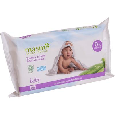 Chusteczki oczyszczające dla dzieci Masmi