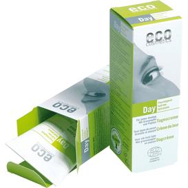 Eco Cosmetics Day - Krem nawilżający do twarzy na dzień, 50 ml