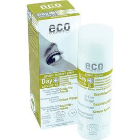 Eco Cosmetics Day plus SPF 15 - Krem do twarzy na dzień, 50 ml