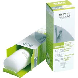 Eco Cosmetics Intensywnie pielęgnujący krem do twarzy
