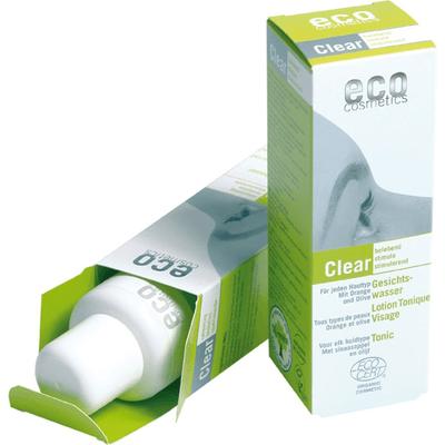 Clear - Odświeżający tonik do twarzy Eco Cosmetics