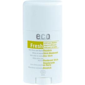 Eco Cosmetics Dezodorant w sztyfcie z liściem oliwnym i malwą
