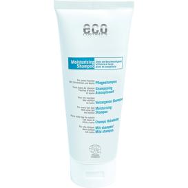 Eco Cosmetics Szampon pielęgnacyjny - Liść oliwny i malwa