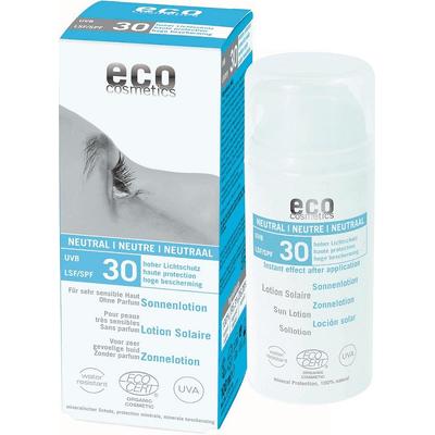 SPF 30 emulsja na słońce bezzapachowa - Neutral Eco Cosmetics