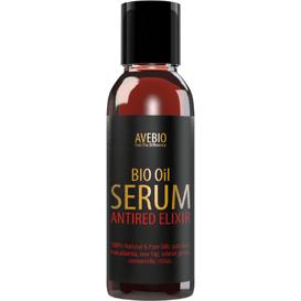 Naturalne serum - cera naczynkowa i trądzik różowaty - BIO Oil Antired Elixir