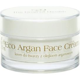 Kropla Zdrowia Eco Argan - Krem do twarzy z olejkiem arganowym, 50 ml