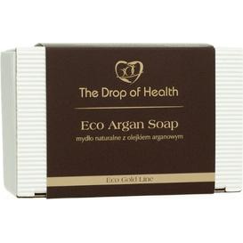 Kropla Zdrowia Eco Argan - Mydło naturalne z olejkiem arganowym